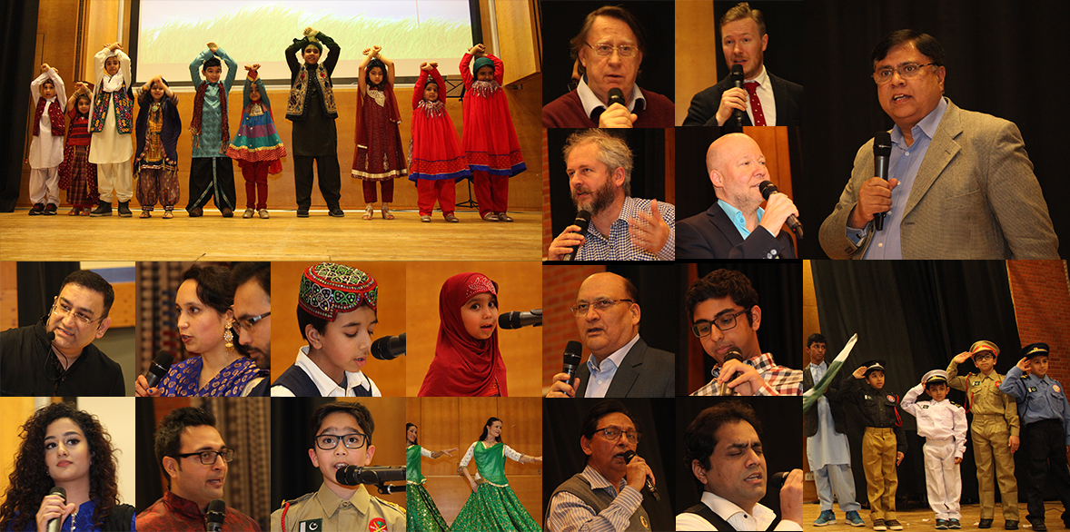 Salam Pakistan kulturfestival
