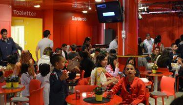اسٹاک ہولم میں عید کے رنگ