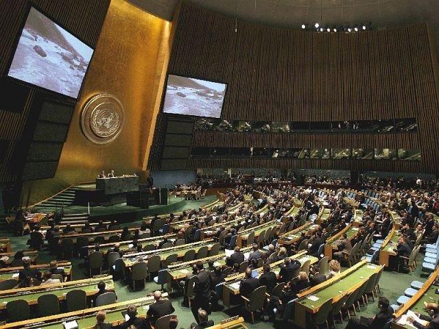 معاہدے کا مقصد انسانی اسمگلنگ پر قابو پانا بھی ہے، سیکریٹری جنرل اقوام متحدہ۔ فوٹو: فائل