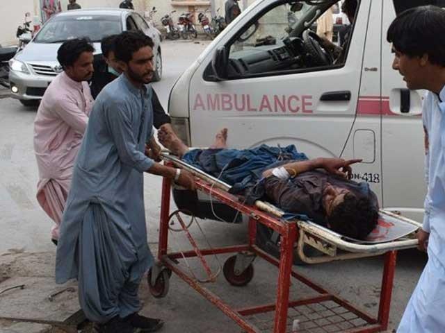 دھماکوں میں مرنے والوں کے اہلخانہ سے تعزیت اور زخمیوں کی جلد صحتیابی کے لئے دعا گوہیں۔ فوٹو: فائل