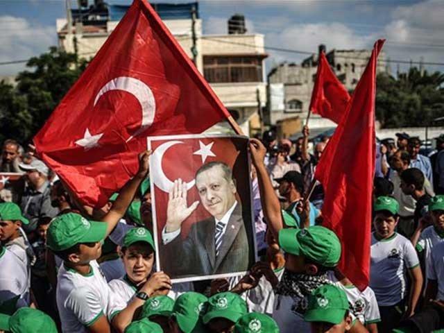 ترک صدر رجب طیب اردوان نے 2016 میں ناکام فوجی بغاوت کے بعد ایمرجنسی نافذ کی تھی فوٹو:فائل