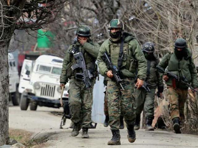 بھارتی فوج نے کشمیری نوجوان کو ضلع کپواڑہ میں نشانہ بنایا۔ فوٹو : فائل