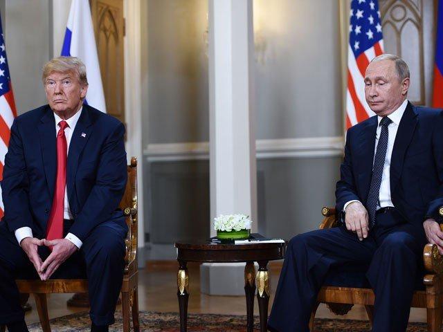 امریکا کے ساتھ معاملات مثبت انداز میں آگے بڑھ رہے ہیں، پیوٹن - فوٹو: اے ایف پی