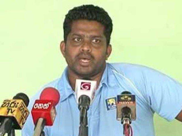 سری لنکن کرکٹر کو 14 روز کے اندر ان الزامات کا جواب دینا ہوگا: فوٹو: فائل